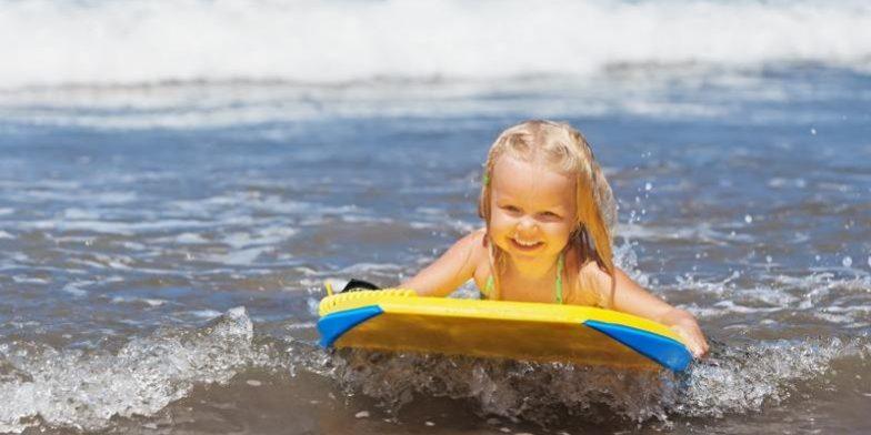 Най-накрая – пълна слънцезащита за бебета и деца