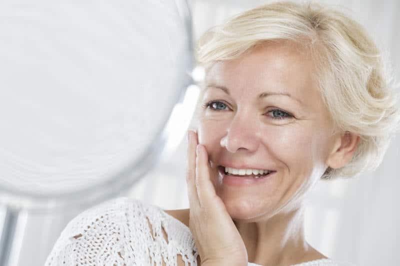 Вътрешни причини и фактори за стареене на кожата