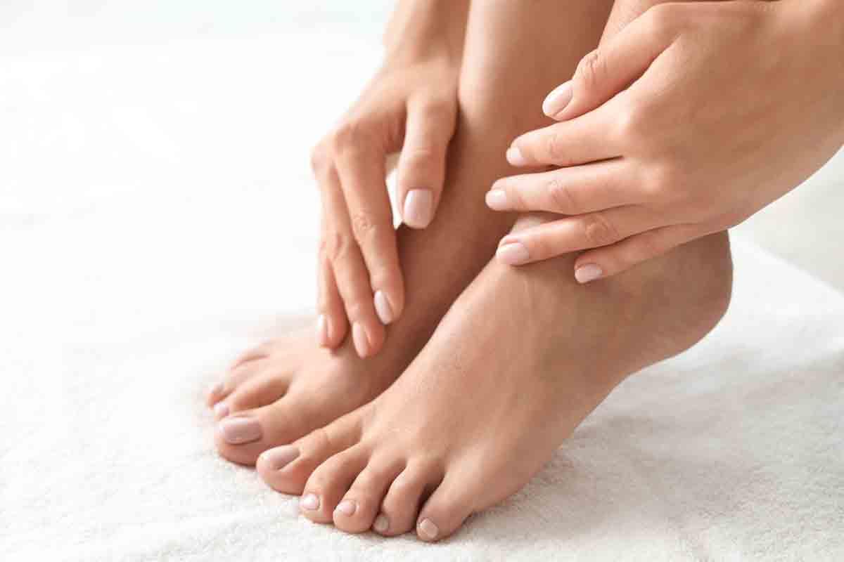 Суха кожа на краката – сбогувайте се с проблема!