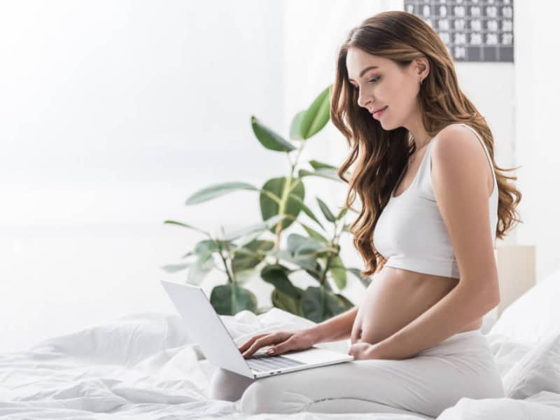 Стрии през бременността – защитете кожата от появата им!